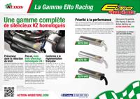 La Gamme Elto Racing